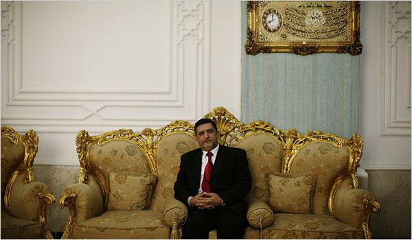 Mohammed Salman al-Saady, the Iraqi prime minister's