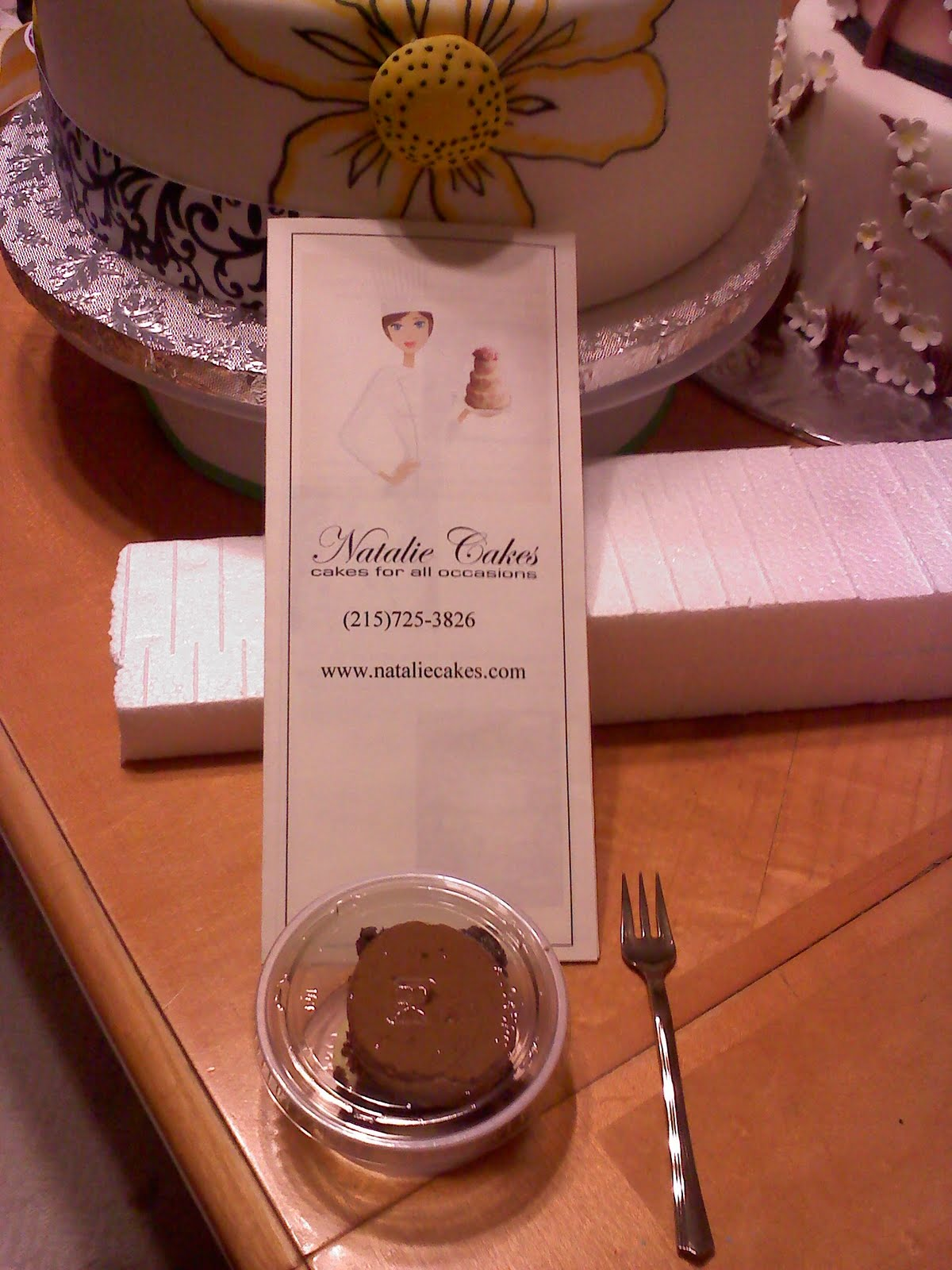 Natalie Cakes: Bridal Show at Cape May, NJ