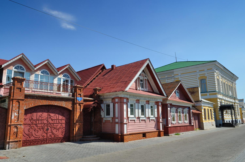 Города России: Жизнелюбивый Городец: forum.md/924596