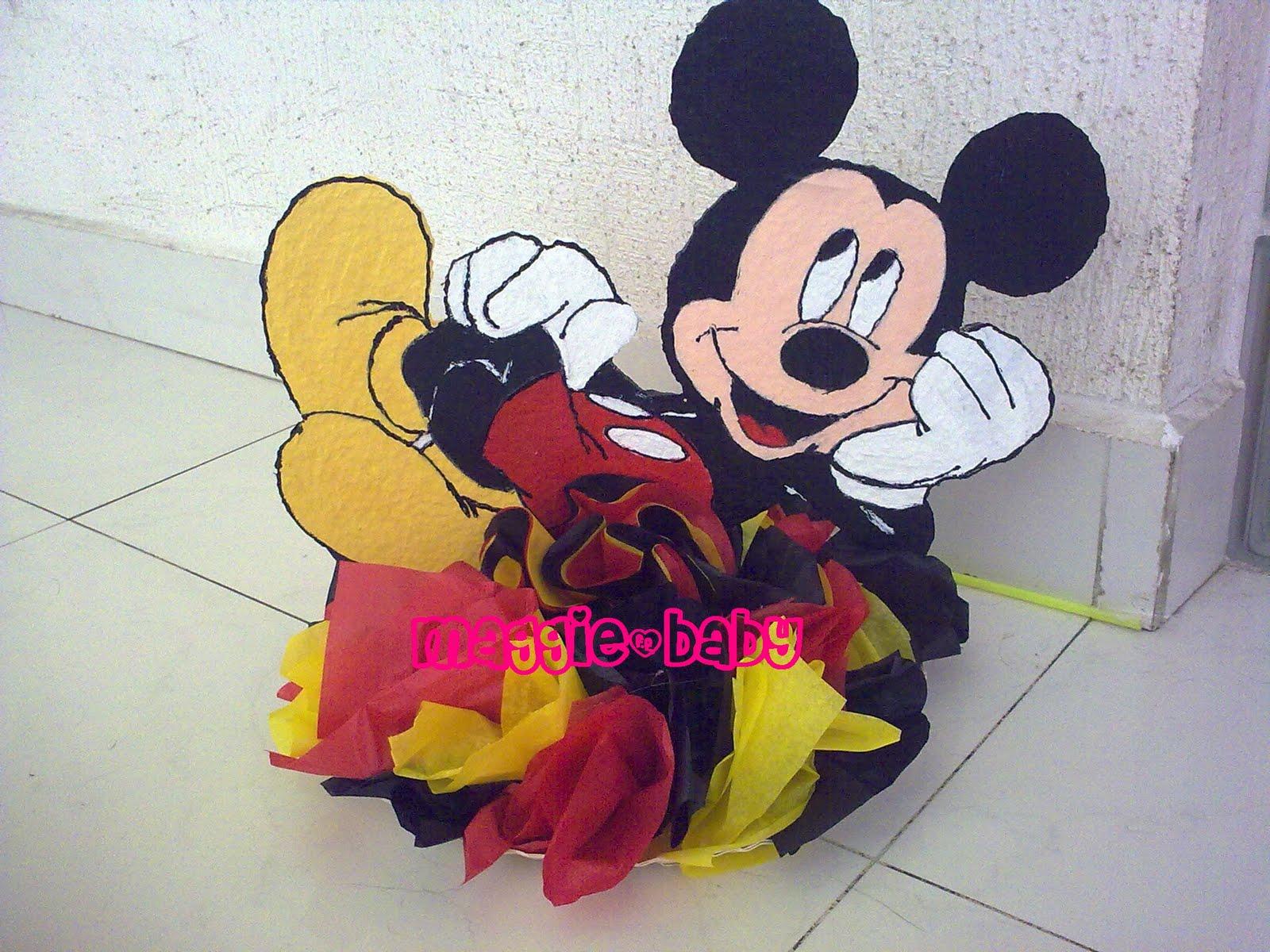 Centros De Mesa De Mickey Mouse