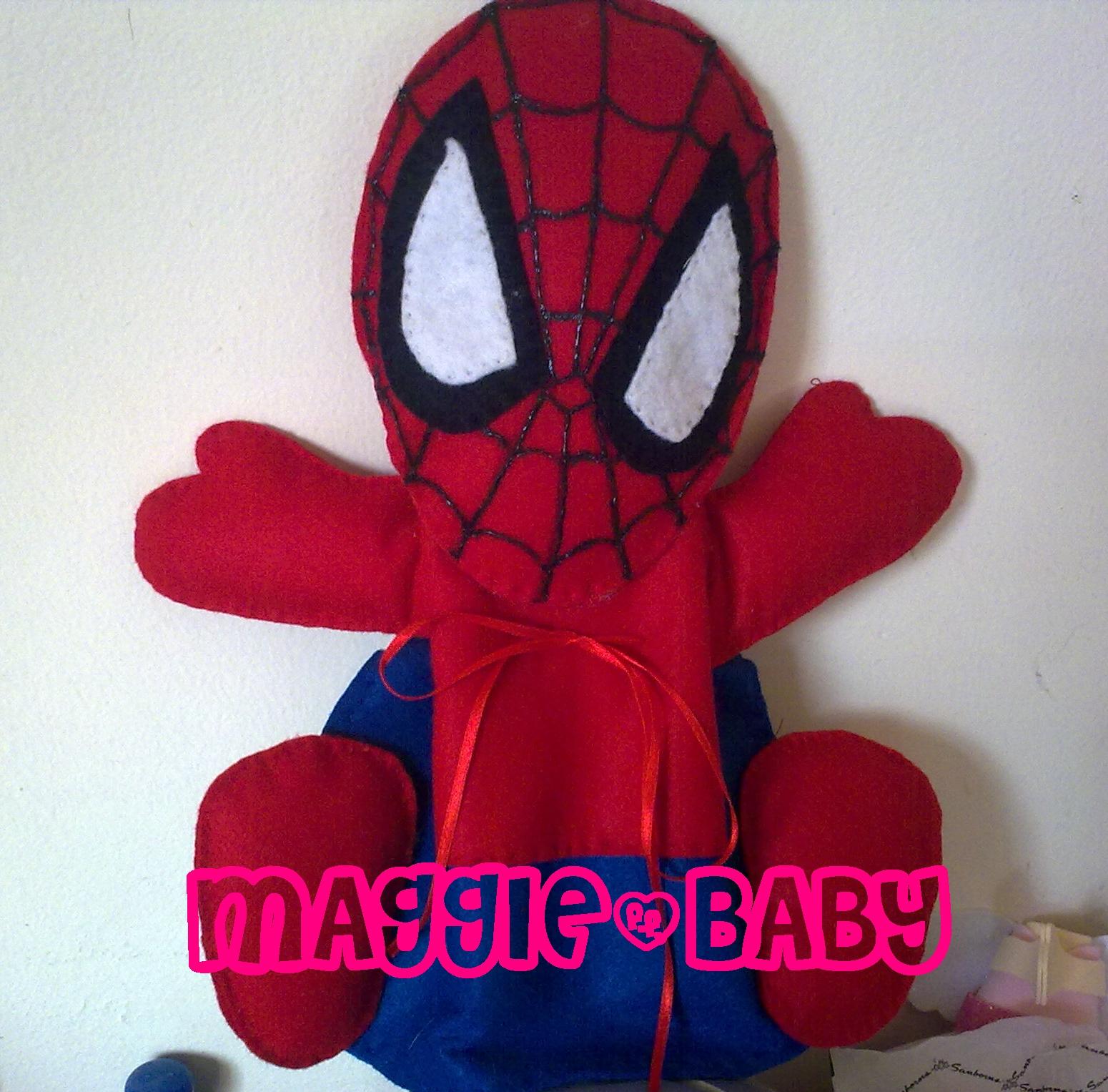 Como Hacer Dulceros De Spider-Man
