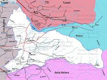 Mapas de Quilleco