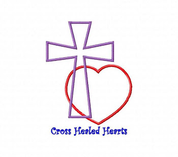 The Cross Healed Hearts Blog
