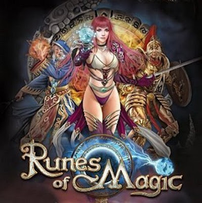 Descarga y juega gratis a Runes of Magic