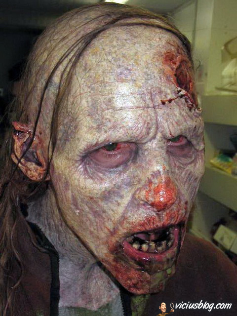 Фото настоящих зомби