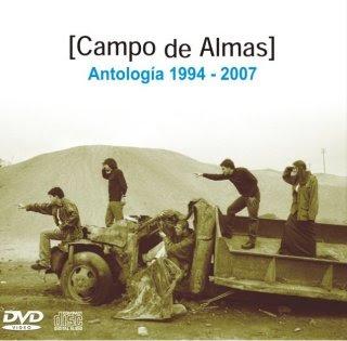 Campo de Almas - Antologia 2004 - 2007