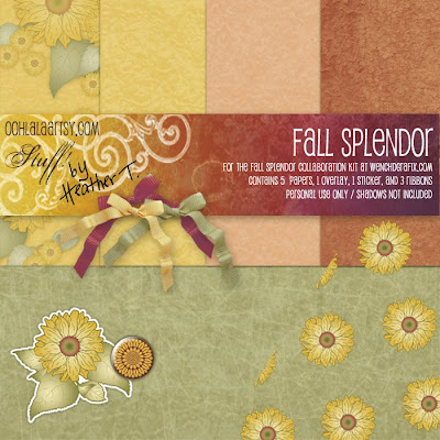 Heather Taylor, Fall Splendor Collaboration Kit (coming in October)