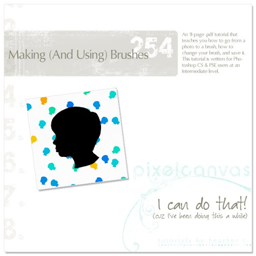 Heather T., 254 - Making (And Using) Brushes