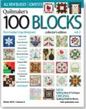 Quiltmaker&#39;s 100 Blocks Vol 2 Nov 2010