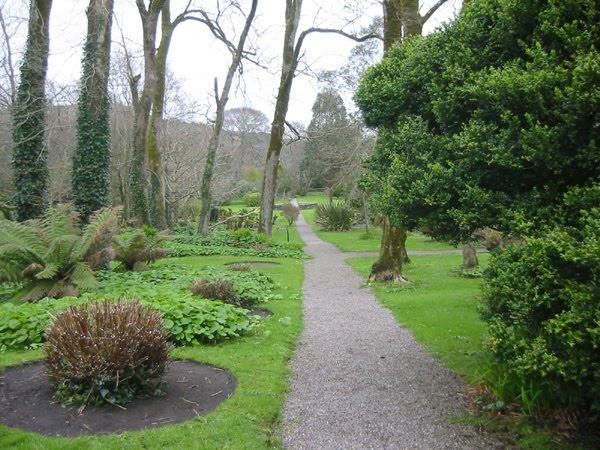 Park vun Derrynane House