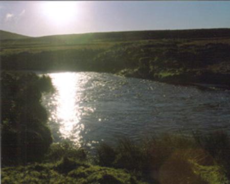 Hei, eng Draamstreck um Cummeragh River