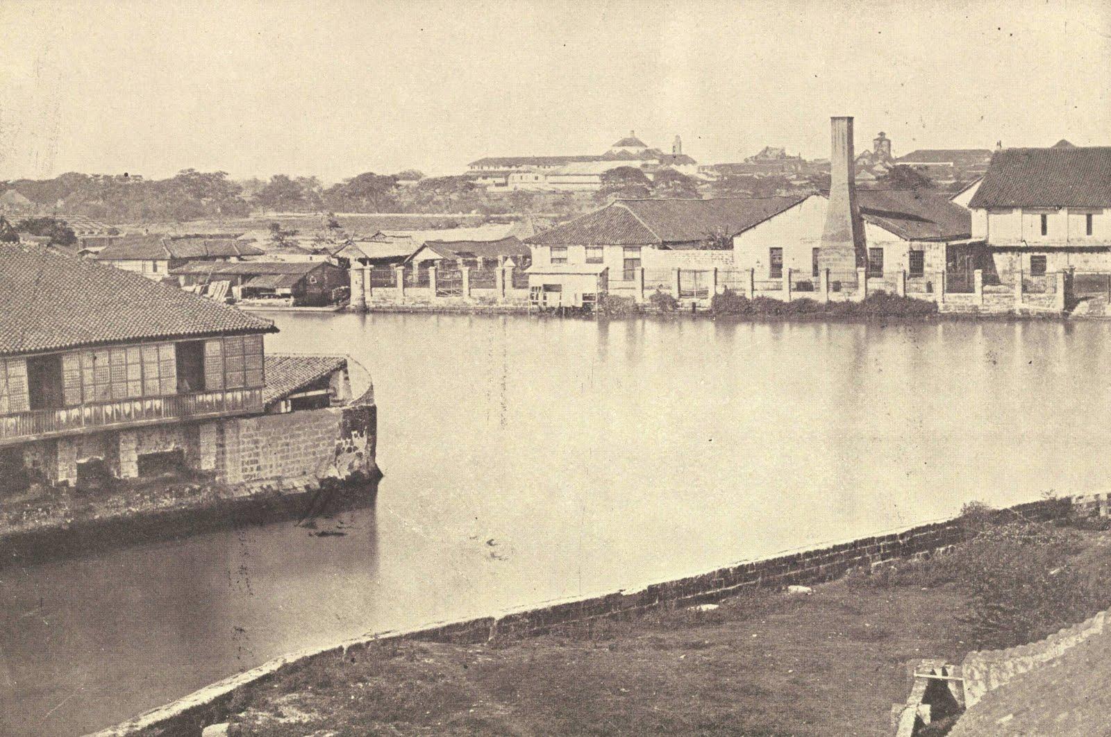 Manila And Beyond: Walking By Pasig River, Erstwhile River