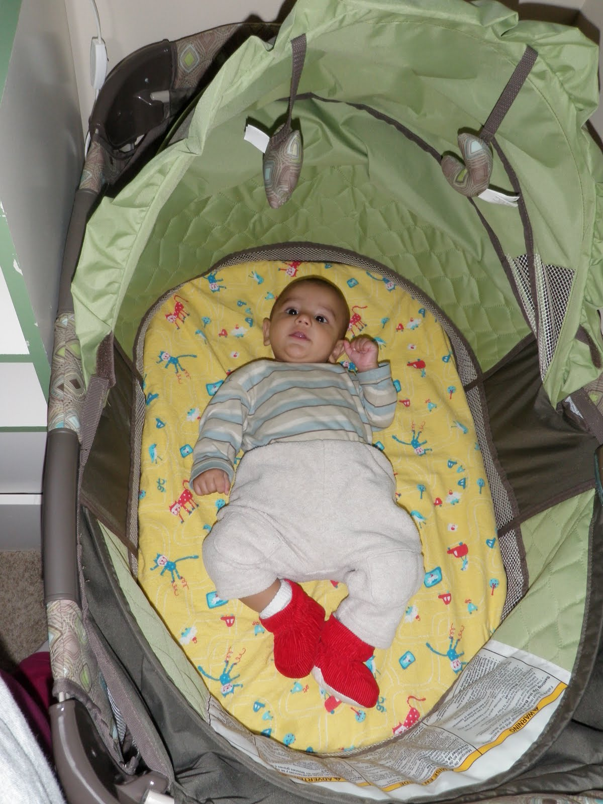 graco bedroom bassinet review