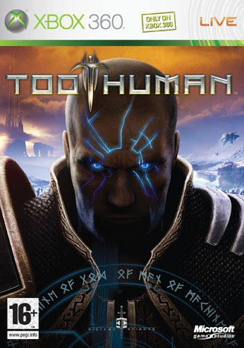 Too Human xbox360 Too Human Xbox 360