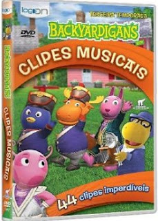 semttuloyix Download DVD Backyardigans   Clipes Musicais (2010)