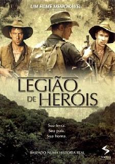 Legião de Herois Dublado