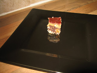 Peanut Butter Nanaimo Bars by Ng @ Whats for Dinner?