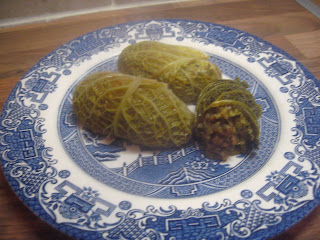 Stuffed Cabbage or Dolmeh Kalam or Galumpkis by Ng @ Whats for Dinner?