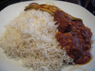 Khoresh Baademjaan- Eggplant Stew by Ng @ Whats for Dinner?
