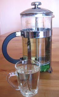Nettle Tea by Ng @ What's for Dinner?