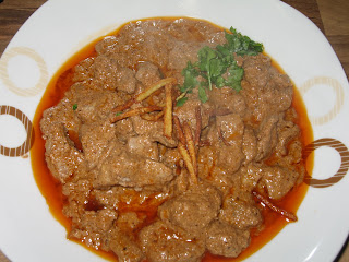 Ginger Beef by ng @ Whats for Dinner?