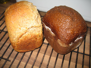 Spicy Corn Bread and Sweet Ginger Bread by ng @ Whats for Dinner?