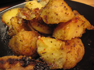 Roasted Indian Potatoes by ng @ Whats for Dinner?
