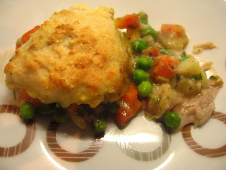 Chicken & Biscuits by NG @ Whats for Dinner?