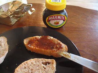 Marmite Toast by ng @ Whats for Dinner?