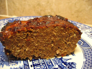 Lamb Meatloaf by Ng @ Whats for Dinner?