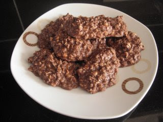 Mom's No Bake Cookies by Ng @ Whats for Dinner?