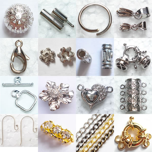 Basic Jewelry Findings - Get To Know Them
