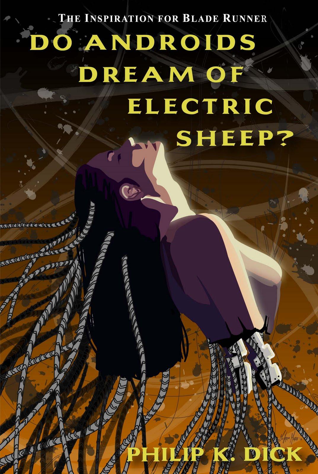Portada del libro Sueñan los Androides con Ovejas Eléctricas?