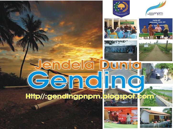 PNPM GENDING PUJAAN HATI