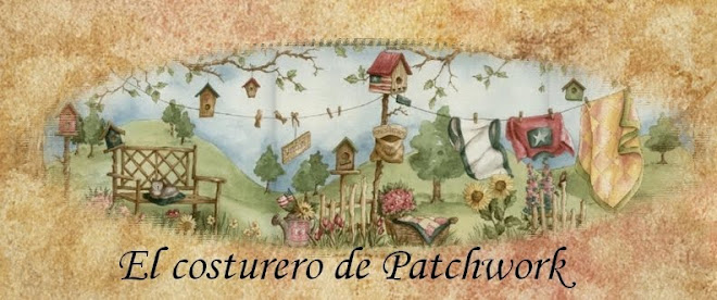 EL COSTURERO DE PATCHWORK