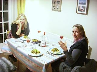 Kate and Ana