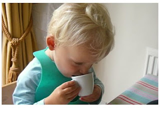 milo and tea