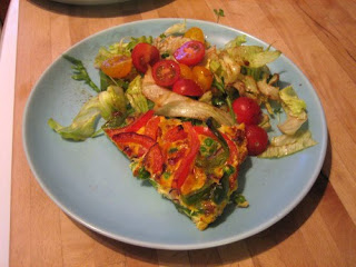 rainbow tortilla