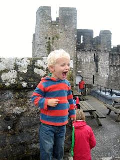 milo's castle face