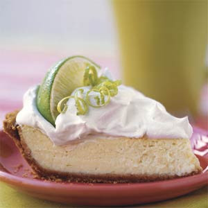 Kelli's Favorite Recipes: Creamy Lemon Lime Pie