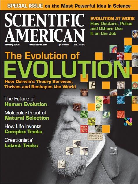 Scientific American: January 2009 [Magazine] Scientific%2Bamerican