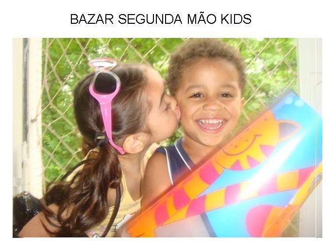 BAZAR SEGUNDA MÃO KIDS