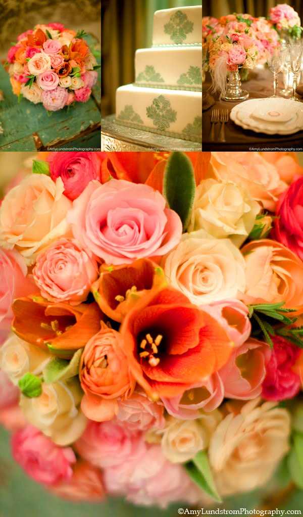 Spring Wedding Decorations