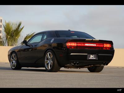 Hurst Hemi Dodge Challenger-2009