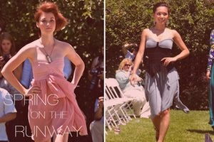 Spring on the Runway