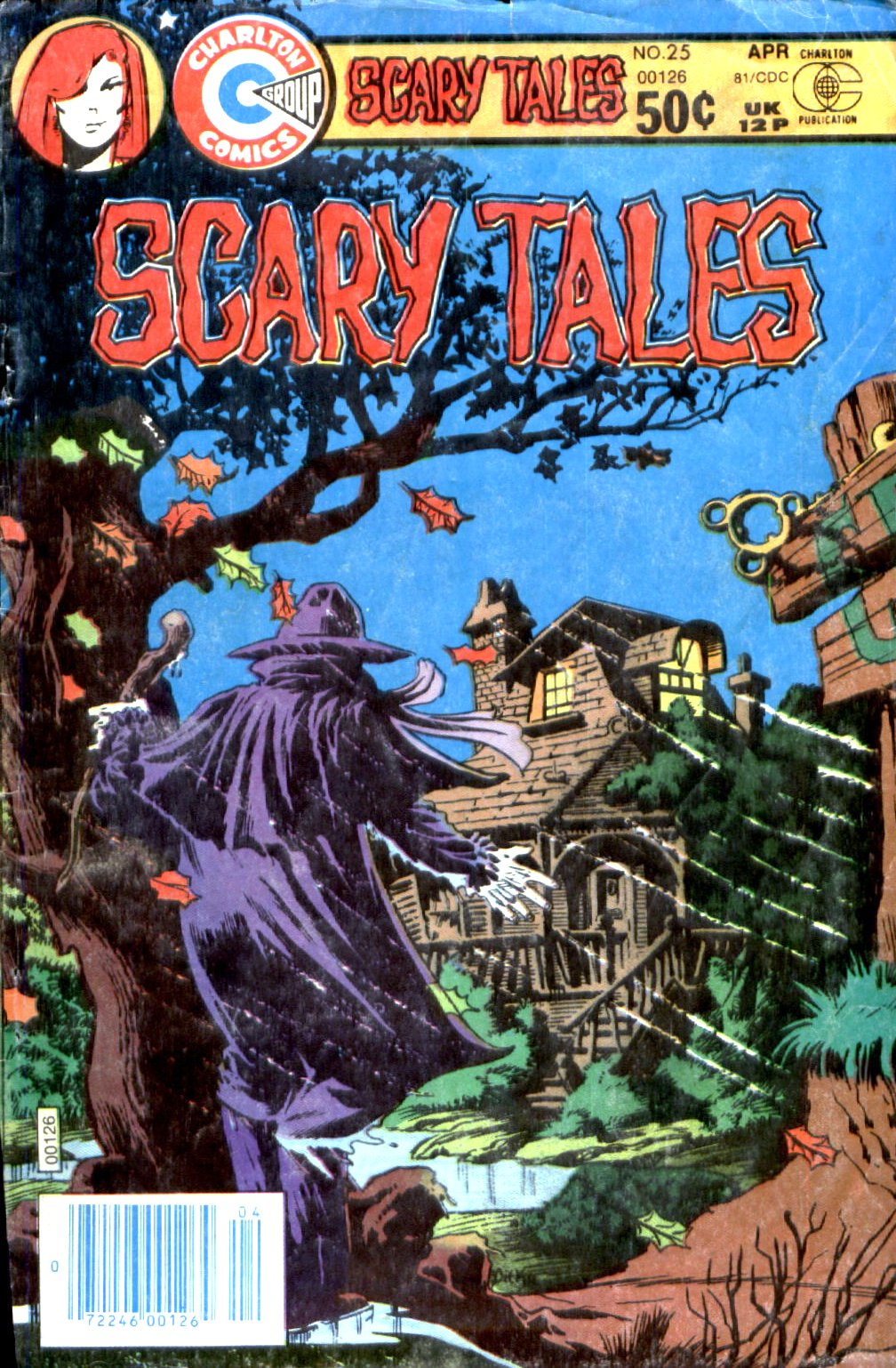 Read online Scary Tales comic -  Issue #25 - 1