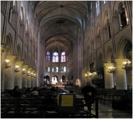Diostebendiga arquitectura medieval for Arquitectura medieval