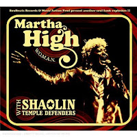 SHAOLIN TEMPLE DEFENDERS & MARTHA HIGH - W.O.M.A.N. (2008)