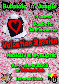 Valentine Session by BnJ in Old Jack Pub