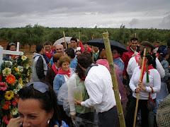 """""""Bautizo"""" Amigos de Valverde 2010"""